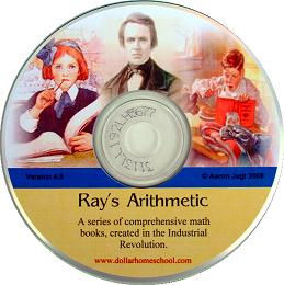 Ray's Arithmetic Series from Pre-School to College